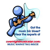 Music Marketing Inside